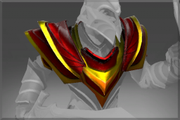 Cosmetic icon Crimson Wyvern Shoulders.png