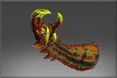 Tail of the Red Sand Warrior