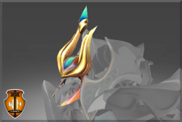 Cosmetic icon Helmet of the Chosen Larva.png