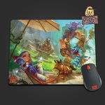 TI5Store Maiden Express Delivery Mousepad.jpg