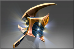 Cosmetic icon Golden Severing Crest.png