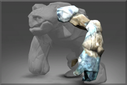 Cosmetic icon Elemental Ice Left Arm.png