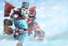 Glacial Commander