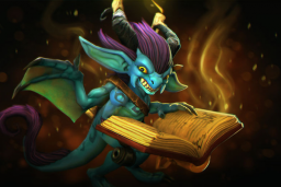 Cosmetic icon Grimoire The Book Wyrm.png
