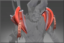 Cosmetic icon Shoulders of Damnation.png