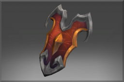 Cosmetic icon Fire Tribunal Shield.png