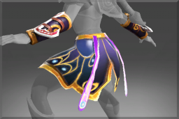 Cosmetic icon Skirt of the Fluttering Amethyst.png