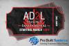 Ingresso: Amateur Dota 2 League Invitational — 3ª Temporada