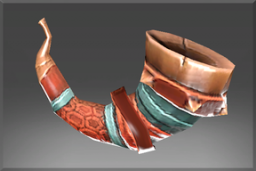 Cosmetic icon Gloried Horn of Druud.png