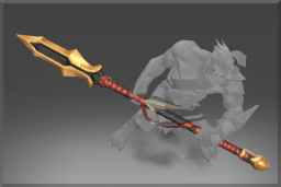 Cosmetic icon Noble Warrior Spear.png