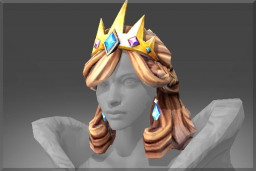 Cosmetic icon Tiara of the Crystalline Queen.png