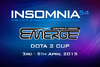 Emerge Insomnia54 Dota 2 Cup