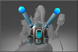 Cosmetic icon Static Lord's Generator.png