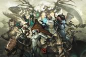 Загрузочный экран: Caucus of Heroes