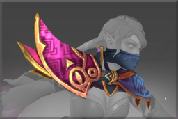 Cosmetic icon Redmoon Assassin's Secret Wraps.png