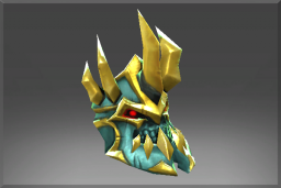 Cosmetic icon Regalia of the Wraith Lord Helmet.png