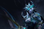 The Gaze of Zebulon Loading Screen