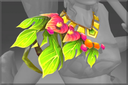 Cosmetic icon Araceae's Tribute Necklace.png