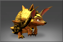 Cosmetic icon Almond the Frondillo Golden Upgrade.png