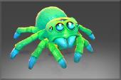 Lycosidae's Spiderling