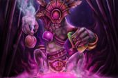 Shambling Trickster Loading Screen