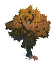 Autumn Terrain Tree 1 Preview.png