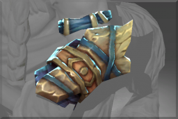 Cosmetic icon Bracers the Engulfing Spike.png