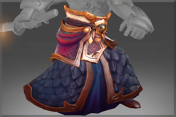 Cosmetic icon Hakama of the Unyielding Mask.png