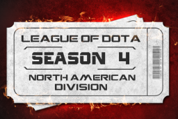 Cosmetic icon League of Dota Season 4 Ticket.png