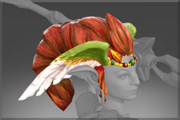 Cosmetic icon Headdress of the Wildwing's Blessing.png