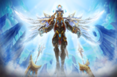 Загрузочный экран: Beacon of Cerulean Light