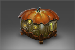 Cosmetic icon Ghastly Treasure of Diretide (Series 38).png