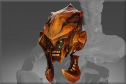 Cosmetic icon Skull of the Red Sand Warrior.png