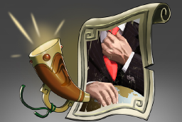 Cosmetic icon The Stanley Parable Announcer Pack.png