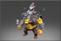 Toxic Siege Armor Set