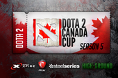 Dota 2 Canada Cup Season 5 (Ticket)