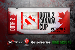 Cosmetic icon Dota 2 Canada Cup Season 5 (Ticket).png