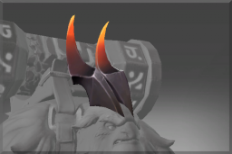 Cosmetic icon Horns of Deep Magma.png
