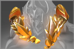 Cosmetic icon Golden Latticean Shards.png