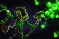 Загрузочный экран: Wandering Harlequin