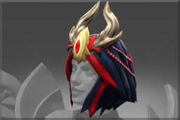 Cosmetic icon Crown of Sanguine Royalty.png