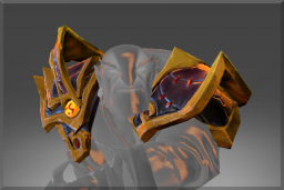 Cosmetic icon Pauldrons of Blaze Armor.png