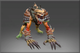 Cosmetic icon Trappings of the Ravenous Fiend.png