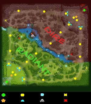 Map Dota 2 Wiki