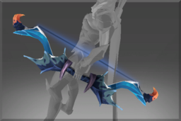 Cosmetic icon Bow of the Wyvern Skin.png