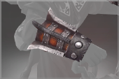 Bracers of the Infernal Maw