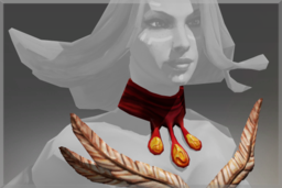 Cosmetic icon Necklace of the Vehement Plume.png