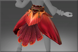 Cosmetic icon Skirt of the Warhawk Vestiments.png