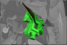 Cosmetic icon Emerald Frenzy Amulet.png