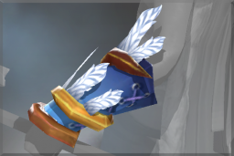 Cosmetic icon Bracers of the Frozen Feather.png